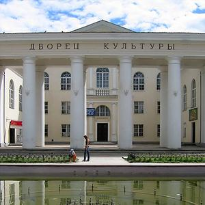 Дворцы и дома культуры Малой Вишеры