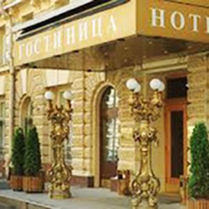 Гостиницы Малой Вишеры
