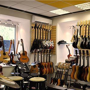 Музыкальные магазины Малой Вишеры