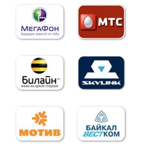 Операторы сотовой связи Малой Вишеры