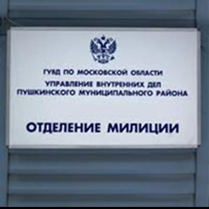 Отделения полиции Малой Вишеры