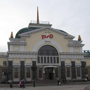 Железнодорожные вокзалы Малой Вишеры