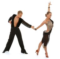 Школа-студия эстрадного танца Sensation - иконка «танцы» в Малой Вишере